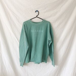 SEASIDE SWEATSHIRT